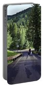 On A Country Road - Vail Portable Battery Charger