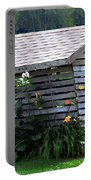 On The Farm - Corn Crib Portable Battery Charger