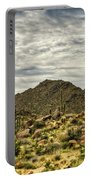 On The Top Of The Mountain  Portable Battery Charger