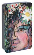 Once Upon A Time Woman Portable Battery Charger