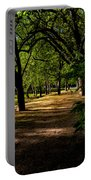 One Day In The City Park Portable Battery Charger