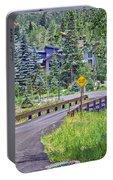 One Lane Bridge - Vail Portable Battery Charger