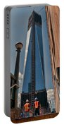 One Wtc First Look Portable Battery Charger