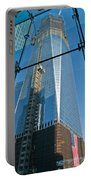 One Wtc Rising Portable Battery Charger