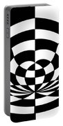 Op Art 2 Portable Battery Charger