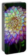 Open For Pleasure Flowart Portable Battery Charger
