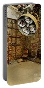 Operating Room - Eastern State Penitentiary Portable Battery Charger