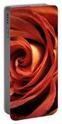 Orange Rose Portable Battery Charger