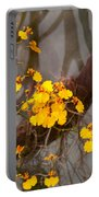Orchid - Golden Morning  Portable Battery Charger