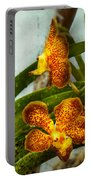 Orchid - Oncidium - Ripened   Portable Battery Charger