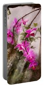 Orchid - Tropical Passion Portable Battery Charger