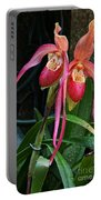 Orchid Mysteries Portable Battery Charger