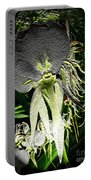 Orchids Abound Portable Battery Charger