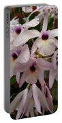 Orchids Beauty Portable Battery Charger