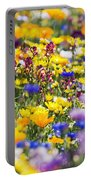 Oregon Wildflowers Portable Battery Charger