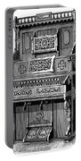 Organ, 19th Century Portable Battery Charger
