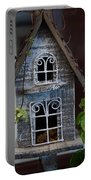 Ornamental Bird House Portable Battery Charger