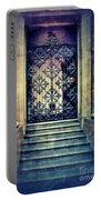 Ornate Entrance Gate Portable Battery Charger