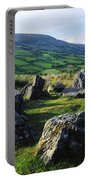Ossians Grave, Co Antrim, Ireland Stone Portable Battery Charger