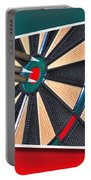 Out Of Bounds Bullseye Portable Battery Charger