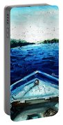 Out On The Boat Portable Battery Charger
