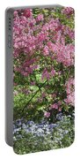 Overgrown Natural Beauty Portable Battery Charger