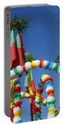 Oxen Cart Decorations Portable Battery Charger