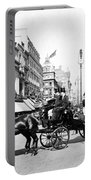 Oxford Street - London - England - C 1909 Portable Battery Charger