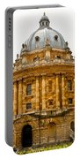 Oxford University Portable Battery Charger