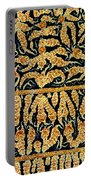 Oxidized Vitamin C Portable Battery Charger