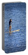 Paddle Boarding Portable Battery Charger