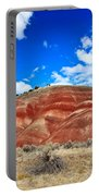 Painted Hills In Eastern Oregon Portable Battery Charger
