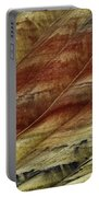 Painted Hills Lines Portable Battery Charger