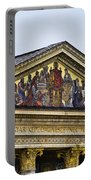 Palace Of Art - Heros Square - Budapest Portable Battery Charger