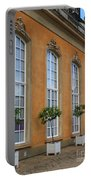 Palace Windows And Topiaries Portable Battery Charger