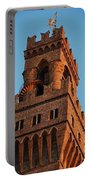 Palazzo Vecchio In Florence  Portable Battery Charger