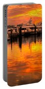 Palm Beach Harbor Glow Portable Battery Charger
