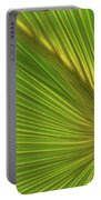 Palm Leaf II Portable Battery Charger