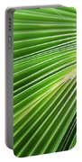 Palm Tree Frond Portable Battery Charger