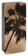 Palm Tree Leeward Oahu Portable Battery Charger