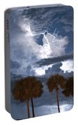 Palms And Lightning 4 Portable Battery Charger