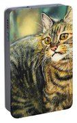 Palo Verde Kitty Portable Battery Charger