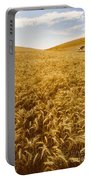 Palouse Wheat Portable Battery Charger