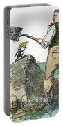 Panama Canal Cartoon Portable Battery Charger