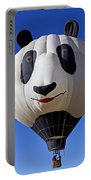 Panda Bear Hot Air Balloon Portable Battery Charger