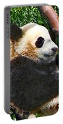 Panda In Tree Portable Battery Charger