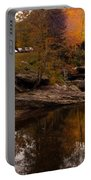 Panorama  Glade Creek Mill Portable Battery Charger