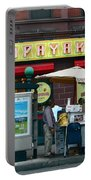 Papaya King Portable Battery Charger