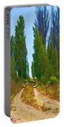 Paradise Road Portable Battery Charger