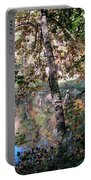 Paradise Springs Trees Portable Battery Charger